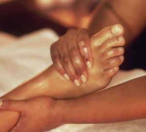 benefits of foot massager