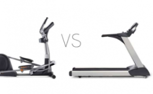 horizontal treadmill vs. vertical treadmill