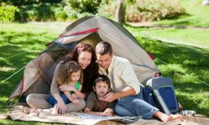 Best family tent for rain